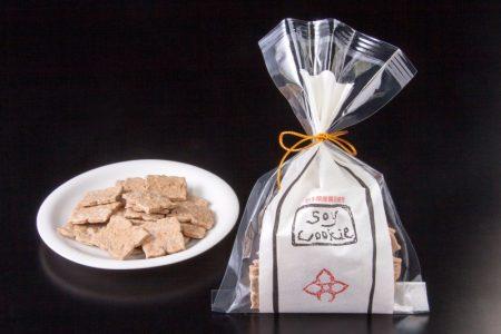 ソーイクッキー (黒豆)